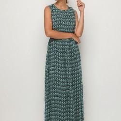 Desenli Elbise Yeni Karaca Modelleri