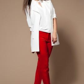 Kırmızı Pantolon 2015 Olgun Orkun Modelleri