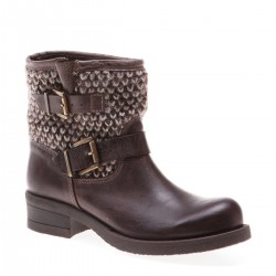 Koyu Kahve Elle Ayakkabı Modelleri