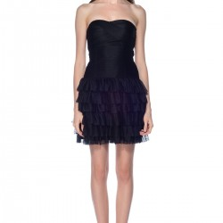 Lacivert Elbise Betty Barclay 2015 Modelleri