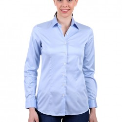 Mavi Gömlek Yeni Karaca Modelleri