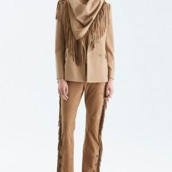 Püsküllü Ceket Ralph Lauren 2015 Sonbahar Modelleri