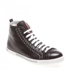 Siyah 2015 Prada Ayakkabı Modeli