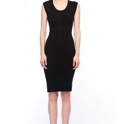 Siyah Elbise Betty Barclay 2015 Modelleri