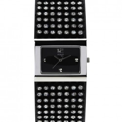 Taşlı Polo Croco Bayan Saat Modelleri