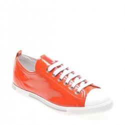 Turuncu 2015 Prada Ayakkabı Modelleri