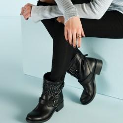 Zımbalı Elle Ayakkabı Modelleri