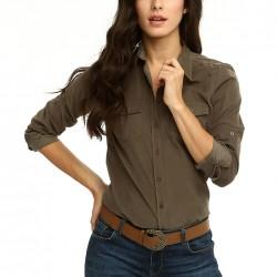 Şık Gömlek Mudo City Yeni Sezon Modelleri