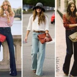 Şık Yeni Sezon Yüksek Bel Kot Pantolon Modelleri
