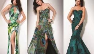 Şık Zümrüt Yeşili Abiye Modelleri