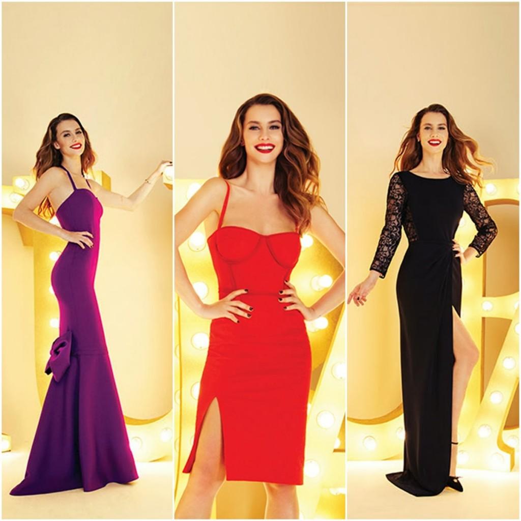 2015 Yeni Sezon Mezuniyet Elbise Modelleri