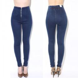 Dar Yeni Sezon Yüksek Bel Kot Pantolon Modelleri