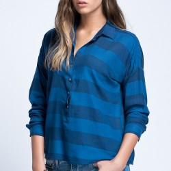 Kaliteli Mavi 2015 Bluz Modelleri