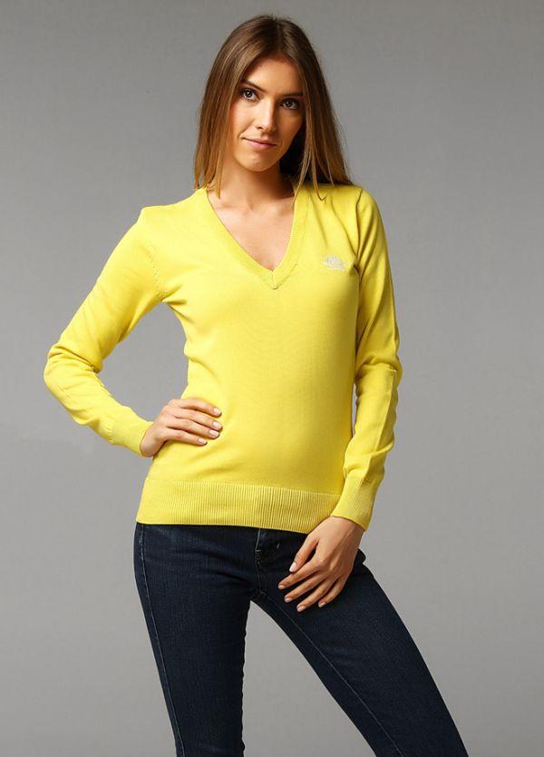Sarı Kazak U.S. Polo 2015 Modelleri