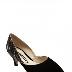 Yılan Derisi Detaylı Adil Işık Ayakkabı Modelleri