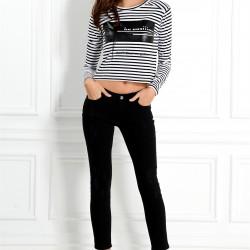 İddialı Siyah Adil Işık Pantolon Modelleri