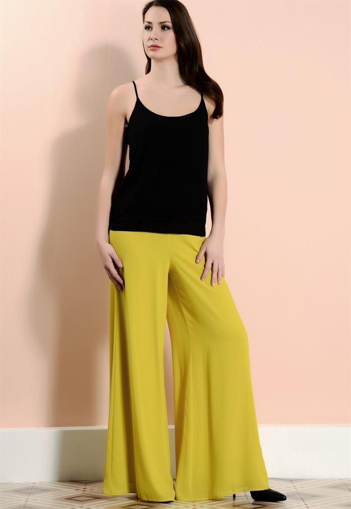 İspanyol Paça Adil Işık Pantolon Modelleri