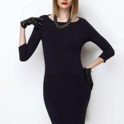 Mor 2015 Kısa Elbise Modelleri
