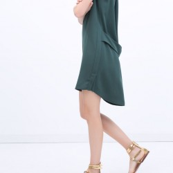 Parlak Zara 2015 Sandalet Modelleri