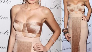 İddialı 2015 Spagetti Askılı Elbise Modelleri