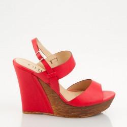 Şık Yazlık Dolgu Topuk Ayakkabı Modelleri