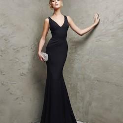 Askılı Pronovias Parti Elbisesi Modelleri