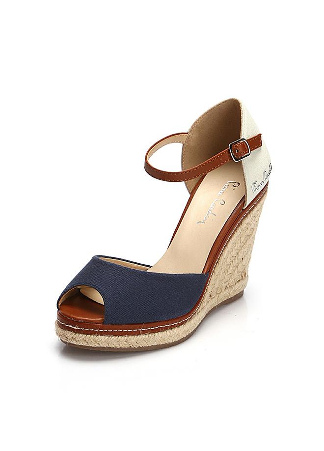Dolgu Topuk Pierre Cardin 2015 Ayakkabı Modelleri