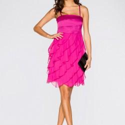 Fuşya 2015 Yazlık Elbise Modelleri