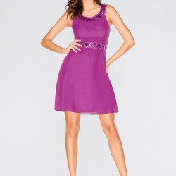 Mor 2015 Yazlık Elbise Modelleri