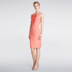Pudra 2015 Spagetti Askılı Elbise Modelleri