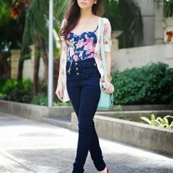 Sade 2015 Yüksek Bel Pantolon Modelleri