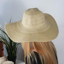 Sarı Hasır Şapka Modelleri