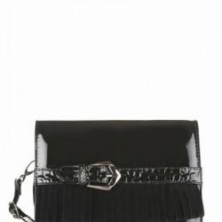 Toka Detaylı Siyah 2015 Çanta Modelleri
