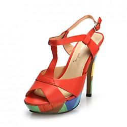 Turuncu Pierre Cardin 2015 Ayakkabı Modelleri