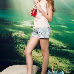Vizon Yazlık Dolgu Topuk Ayakkabı Modelleri