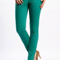 Yazlık Yeşil Pantolon Modelleri