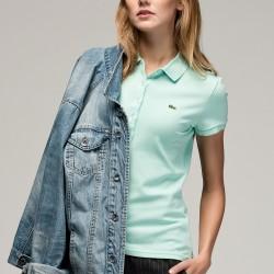 Zarif Lacoste Polo Yaka T-shirt Modelleri