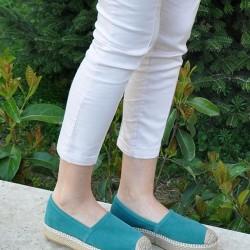 Zarif Yazlık Dolgu Topuk Ayakkabı Modelleri