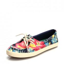 Çiçek Desenli Vans Ayakkabı Modelleri