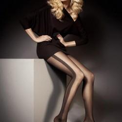 Şerit Desenli Çorap Modelleri
