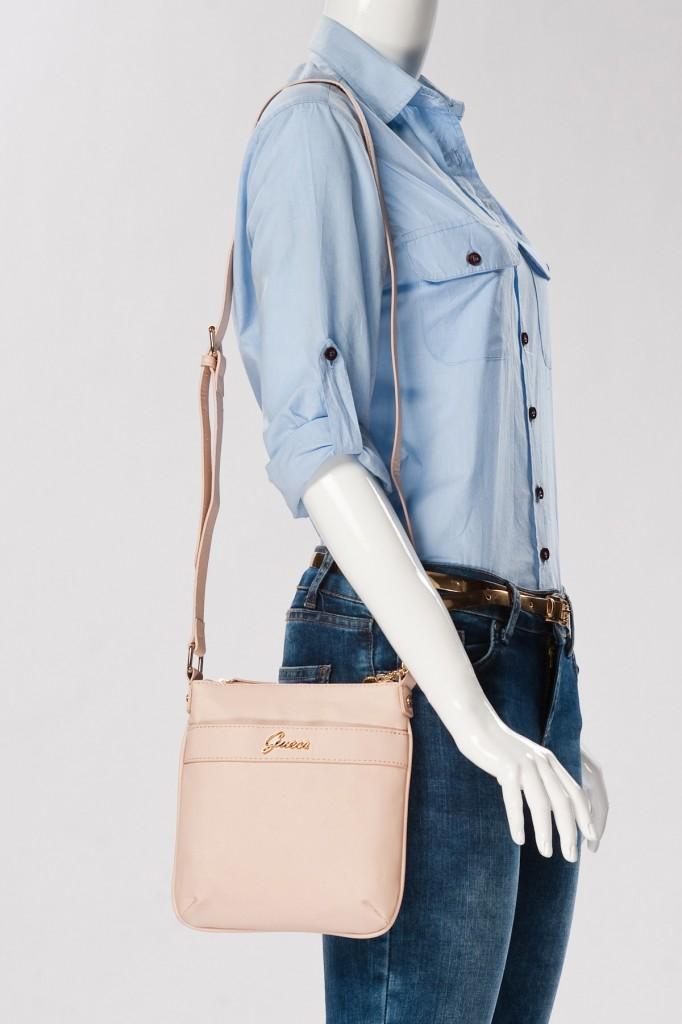 Açık Pembe Guess Çanta Modelleri