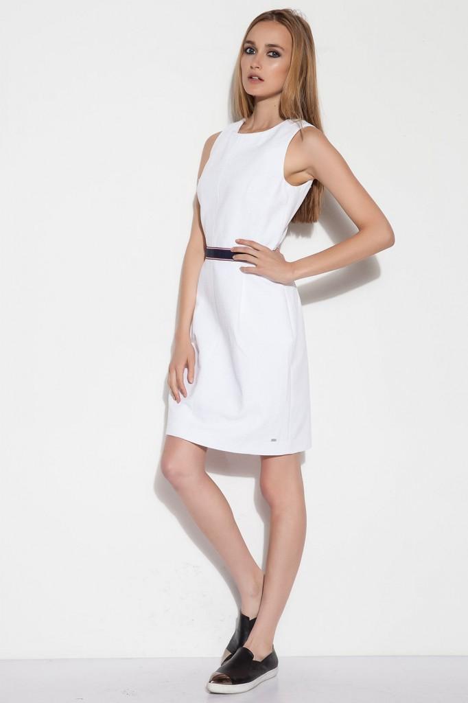 Beyaz Elbise Tommy Hilfiger Yaz Sezonu Modelleri