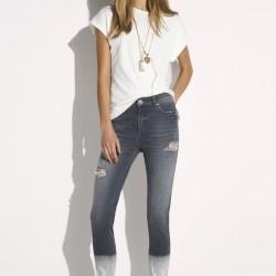 Gri Pantolon Twist Yaz Sezonu Modelleri
