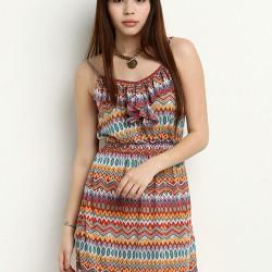 Rengarenk Colin's Yazlık Elbise Modelleri