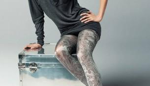 Yeni Desenli Çorap Modelleri