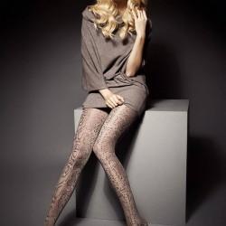 Zarif Desenli Çorap Modelleri