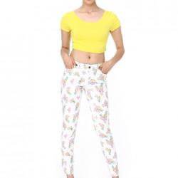 Çiçekli Pantolon Codentry Yaz Sezonu Modelleri