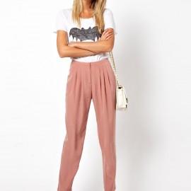 Çok Güzel Pileli Pantolon Modelleri