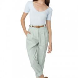 2015 Pileli Pantolon Modelleri
