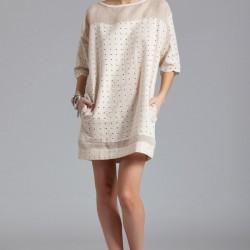 2015 tunik elbise modelleri